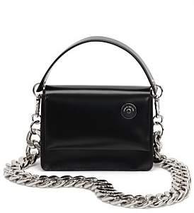 Kara Baby Pinch Shoulder Bag With Chain
