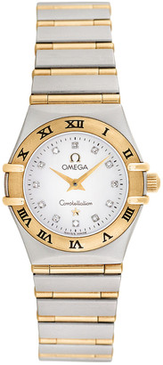 Heritage Omega Omega Women's Constellation Diamond Watch