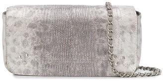 Jerome Dreyfuss Bob snakeskin-effect crossbody bag