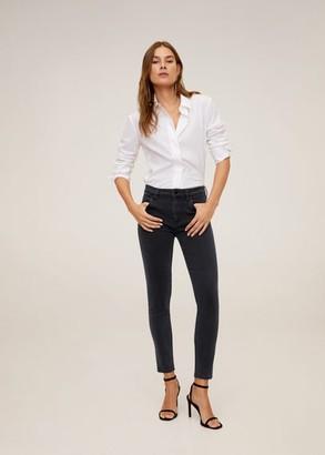MANGO Skinny jeans studs