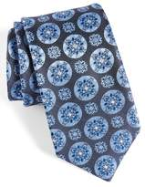 HUGO BOSS Men's Boss Medallion Silk Tie