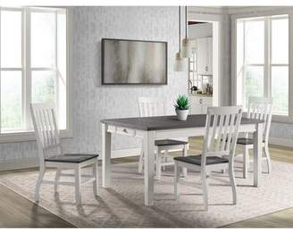 Jamison August Grove 5 Piece Extendable Dining Set August Grove