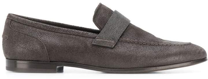 7482c20d392a6 beaded strap loafers