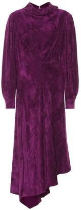 Isabel Marant Fergus velvet dress