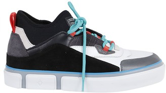 Marcelo Burlon County of Milan Sneaker County Vulcanized Mid