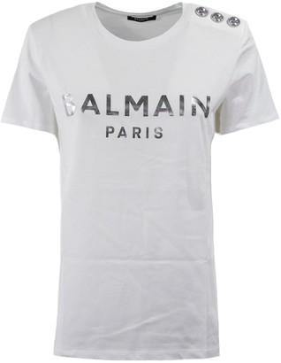 Balmain Short Sleeve T-Shirt