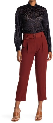 Reiss Cacey Pleated Front Trousers