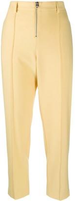 Calvin Klein Zipped Waist Trousers
