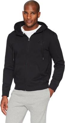 Starter Men's Zip-Up Embroidered Logo Hoodie Amazon Exclusive