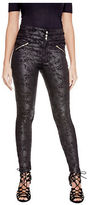 G by Guess GByGUESS Women's Erin Animal-Print Jeggings