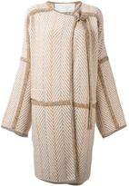 Chloé knitted oversized coat