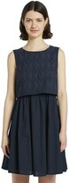 Thumbnail for your product : Tom Tailor Women's Schiffli Mix Dress