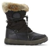 Rudsak Womens Cold Weather Bootie 2214101 Closed Toe Ankle Cold Weather Boots.