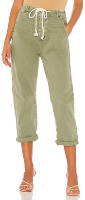 One Teaspoon Safari High Waist Wide Leg. - size 22 (also