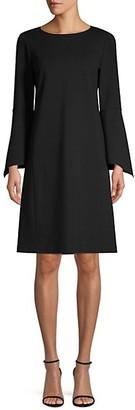 Lafayette 148 New York Paloma Seamed Dress