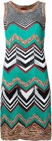 Missoni zig zag dress - women - Cotton/Viscose - 38