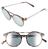 Le Specs 'Demo Mode' 49mm Aviator Sunglasses