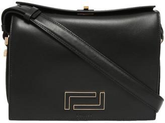 Lancel A09607 Pia Crossbody Lock Crossbody Bag