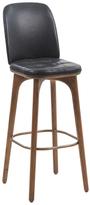 Large Upholstered Utility Barstool
