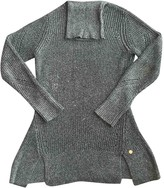 Gianni Versace Anthracite Knitwear for Women