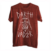 Star Wars STARWARS Darth Vadar Metal Tee