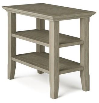 Alcott Hillâ® Mayna End Table Alcott HillA Color: Distressed Gray