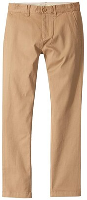 crewcuts by J.Crew Skinny Stretch Chino (Toddler/Little Kids/Big Kids) (British Khaki) Boy's Casual Pants