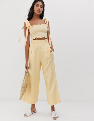 Capulet Lucy wide leg trousers