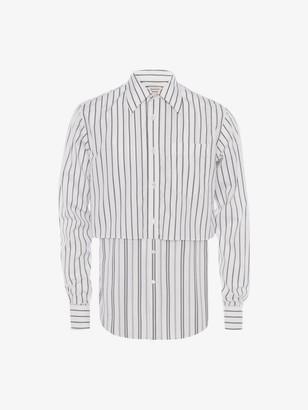 Alexander McQueen Trompe L'oeil Shirt