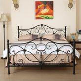 Christopher Knight Home Marcus Queen Metal Bed