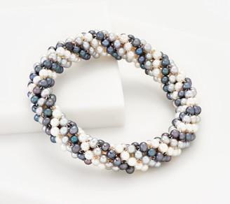 Honora Cultured Pearl Stretch Bracelet