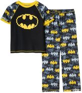 Boys 4-20 DC Comics Batman Digi Camo 2-Piece Pajama Set