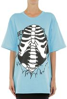 Jeremy Scott 20th Anniversary Oversize Ribs T-Shirt