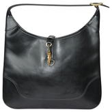 Hermes Trim leather handbag