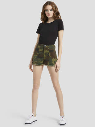 Alice + Olivia ARMY SHORT