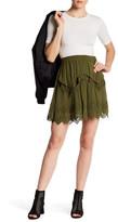 IRO Flynn Laser Cut Skirt
