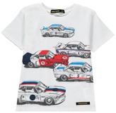 Finger In The Nose Sale - Dalton Racing Car T-Shirt