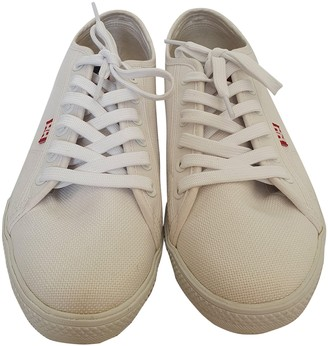 Helly Hansen White Cloth Trainers