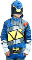 Freeze Kids boys Power Rangers Dino Charge Ranger Costume Hoodie