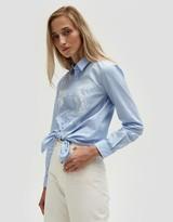 Zamba Shirt in Blue Tonal