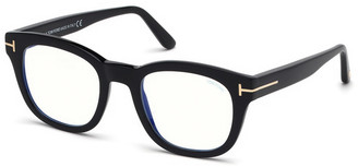 Tom Ford Blue Block Square Optical Frame