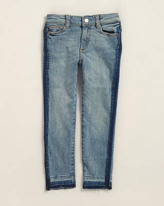 DL1961 Girls 4-6x) Chloe Skinny Distressed Jeans