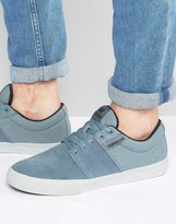Supra Stacks Vulc II Suede Sneakers