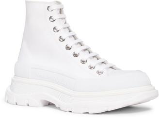 Alexander McQueen Tread Slick High Top Sneaker