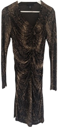 Kenneth Cole Brown Dress for Women