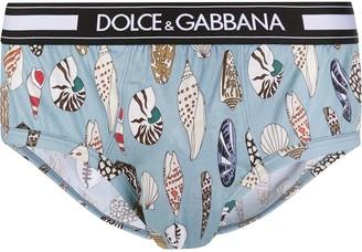 Dolce & Gabbana Stretch Cotton Briefs