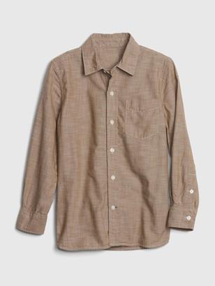 Gap Kids Chambray Shirt