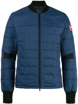 Canada Goose quilted bomber jacket - men - Nylon/Polyester - S