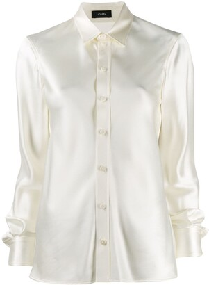 Joseph George long sleeve blouse