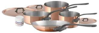 Mauviel M'150c2 Copper 7-Piece Cookware Set